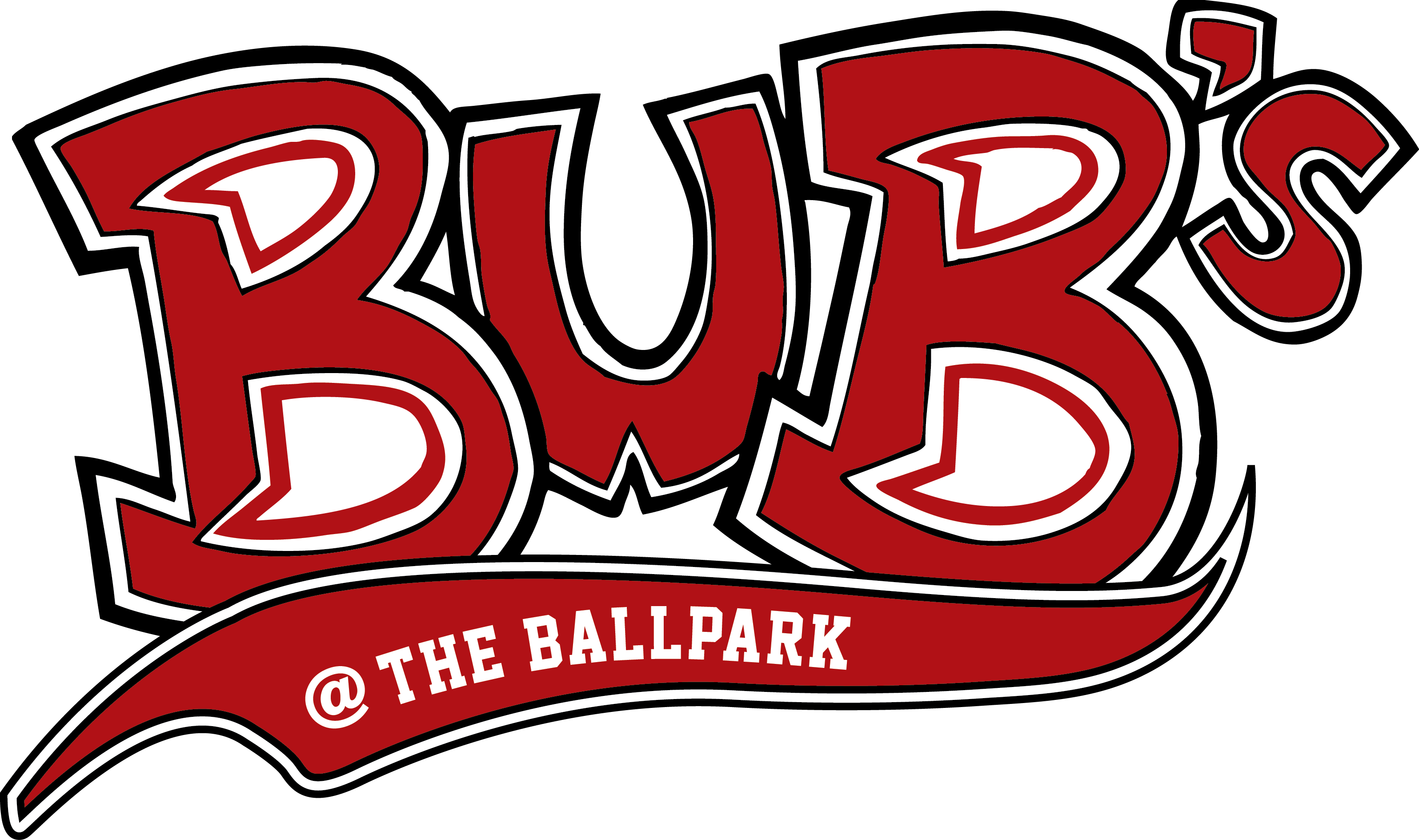 Bub's Logo (red_Ballpark_white)