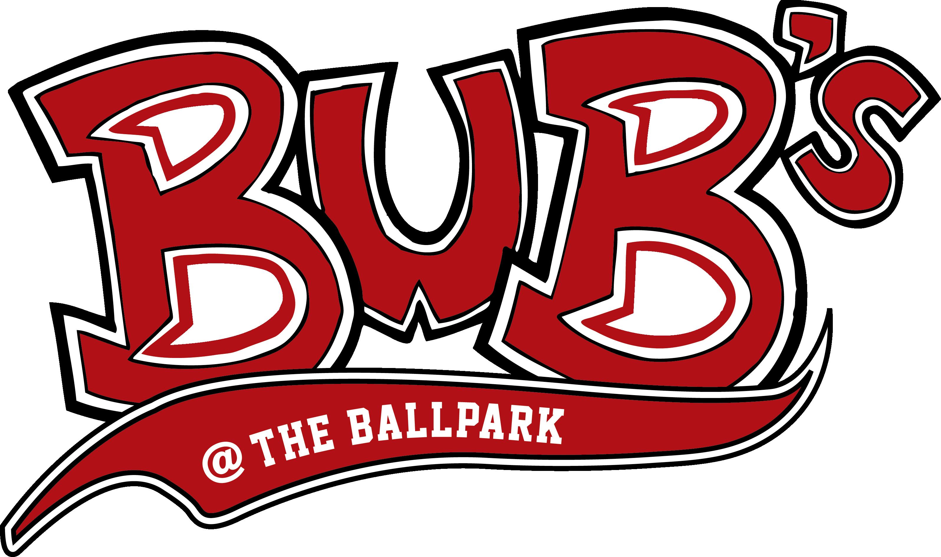Bub's Logo (red_Ballpark_white)