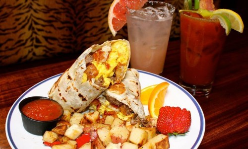 breakfast burrito hammer