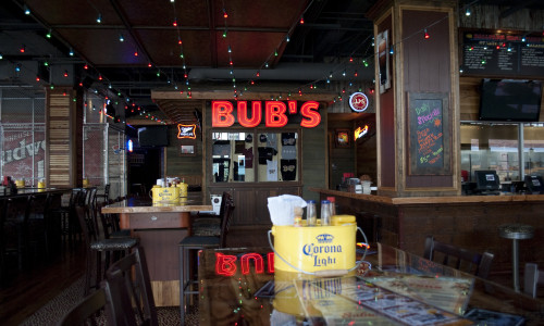 Bub's Interior Shot