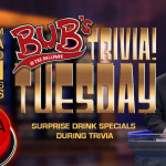 Bub's @ the Ballpark - Trivia Night