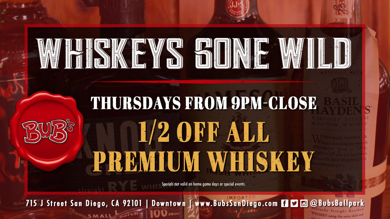 BubsBallpark_WebScreen_WhiskeyThursdays_Sept2018